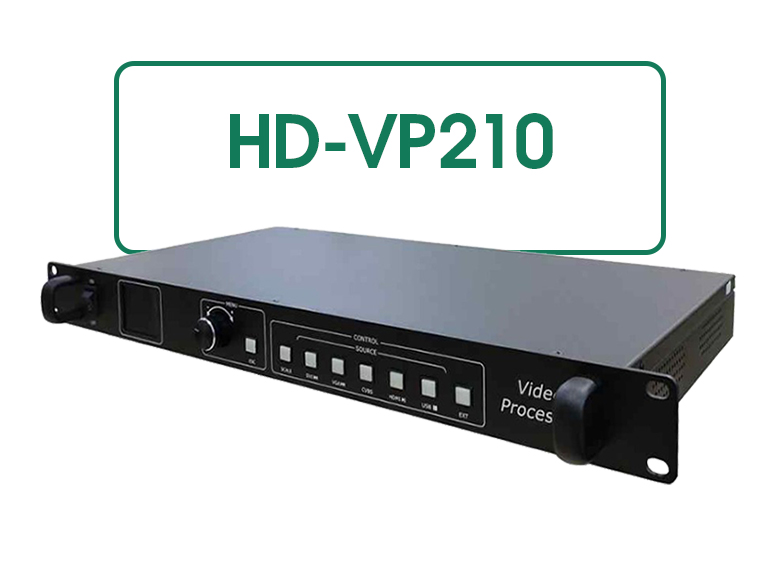 HD-VP210 Video Processor